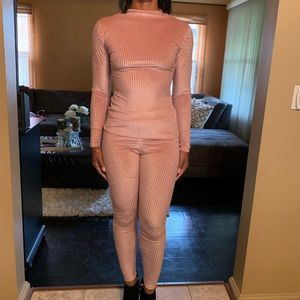 Other - Custom Made Velour 2Piece